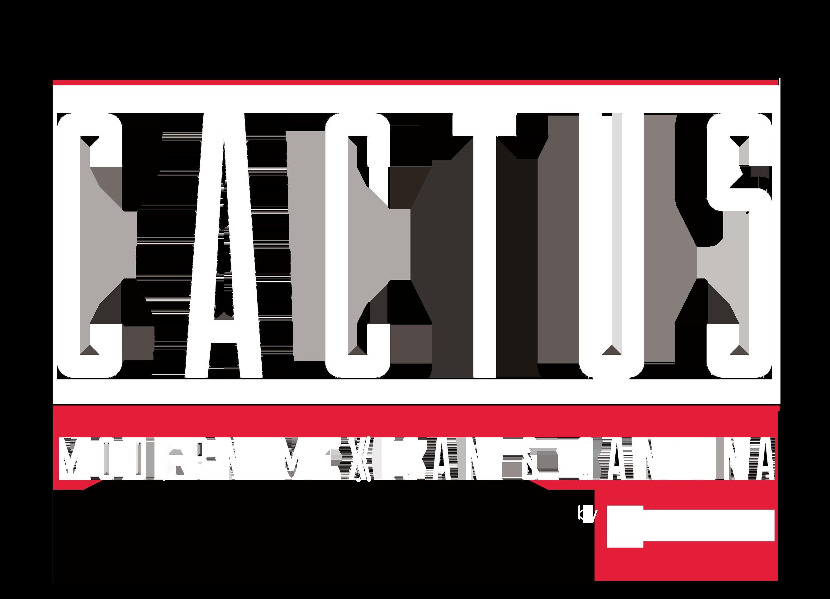 Cactus Modern Mexican & Cantina | Lincoln, NE | logo