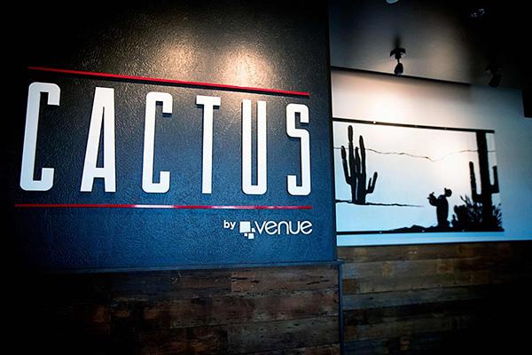 Cactus Modern Mexican & Cantina | Lincoln, NE | interior design